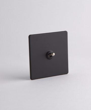 toggle light switch 1 toggle black