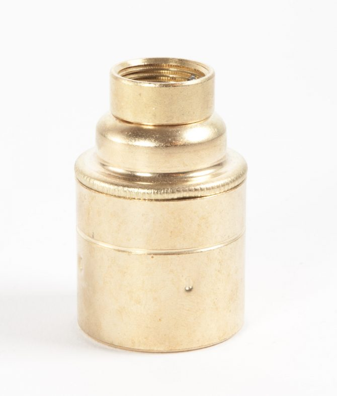 fool's gold 20mm conduit pipe bulb holder