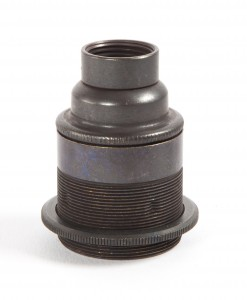 farrier bronze threaded 20mm conduit bulb holder