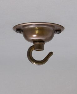 Hooked Brewer's Brass Domed Rose
