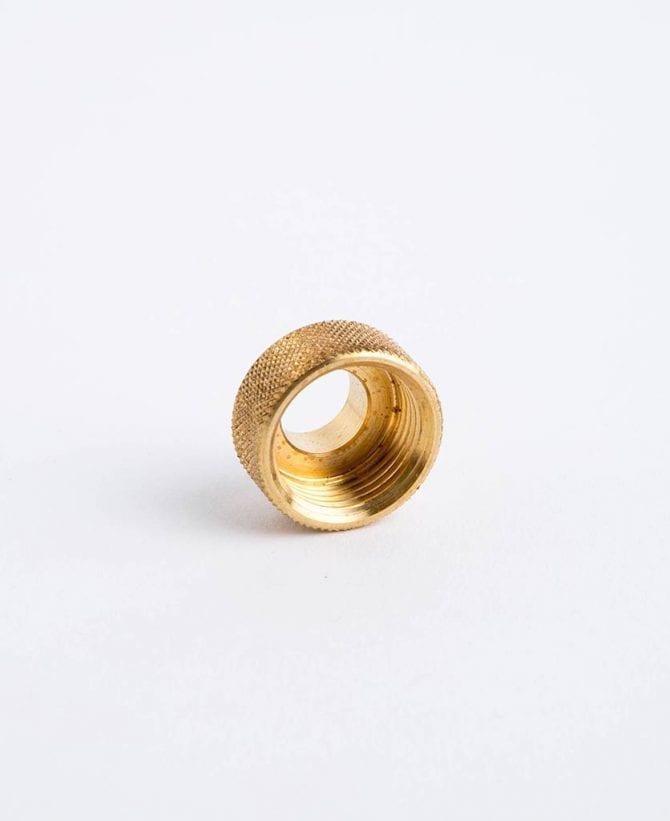conduit adapter brass