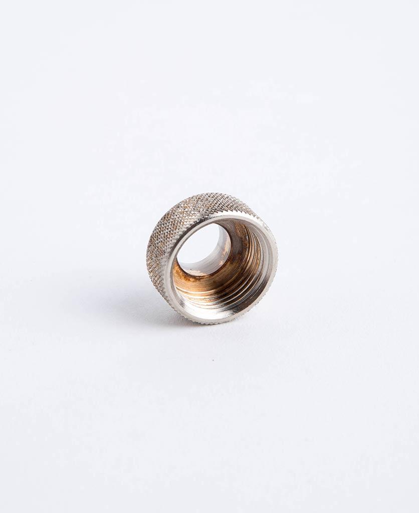 conduit adapter silver