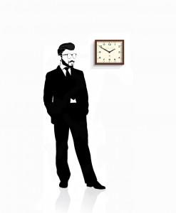 Mr_davies_wall_clock