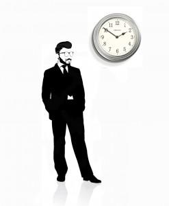 Nantucket_wall_clock