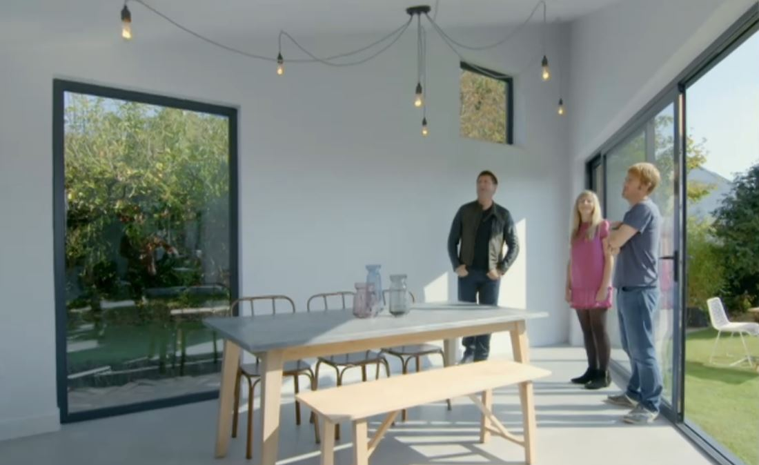 George Clarke's Ugly House to Lovely House