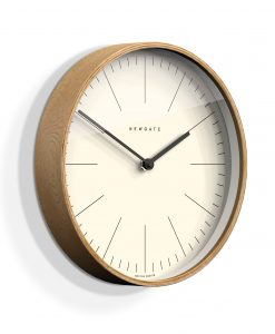 NEWGATE MR CLARKE MINIMALIST WALL CLOCK | Neutral