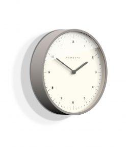 wall_clock_Mr_Turner_Matte_grey_MRTUR202OGY (1)