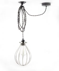 balloon_cage_ceiling _light_silver_black_twisted-2