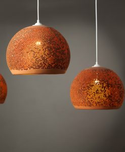 POTT Terracotta Light Shades
