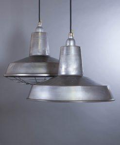 steel pendant light Linton