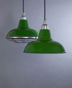 Morley Green Industrial Lighting - Industrial Style Pendant Light