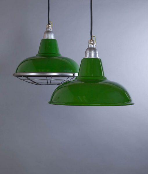Morley Green Industrial Lighting - Industrial Style Pendant Light