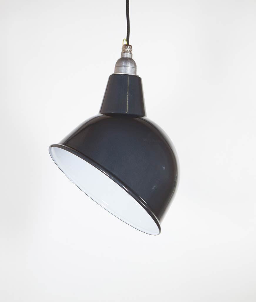 OULTON Grey Industrial Lighting