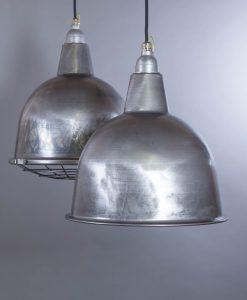 steel pendant light stourton