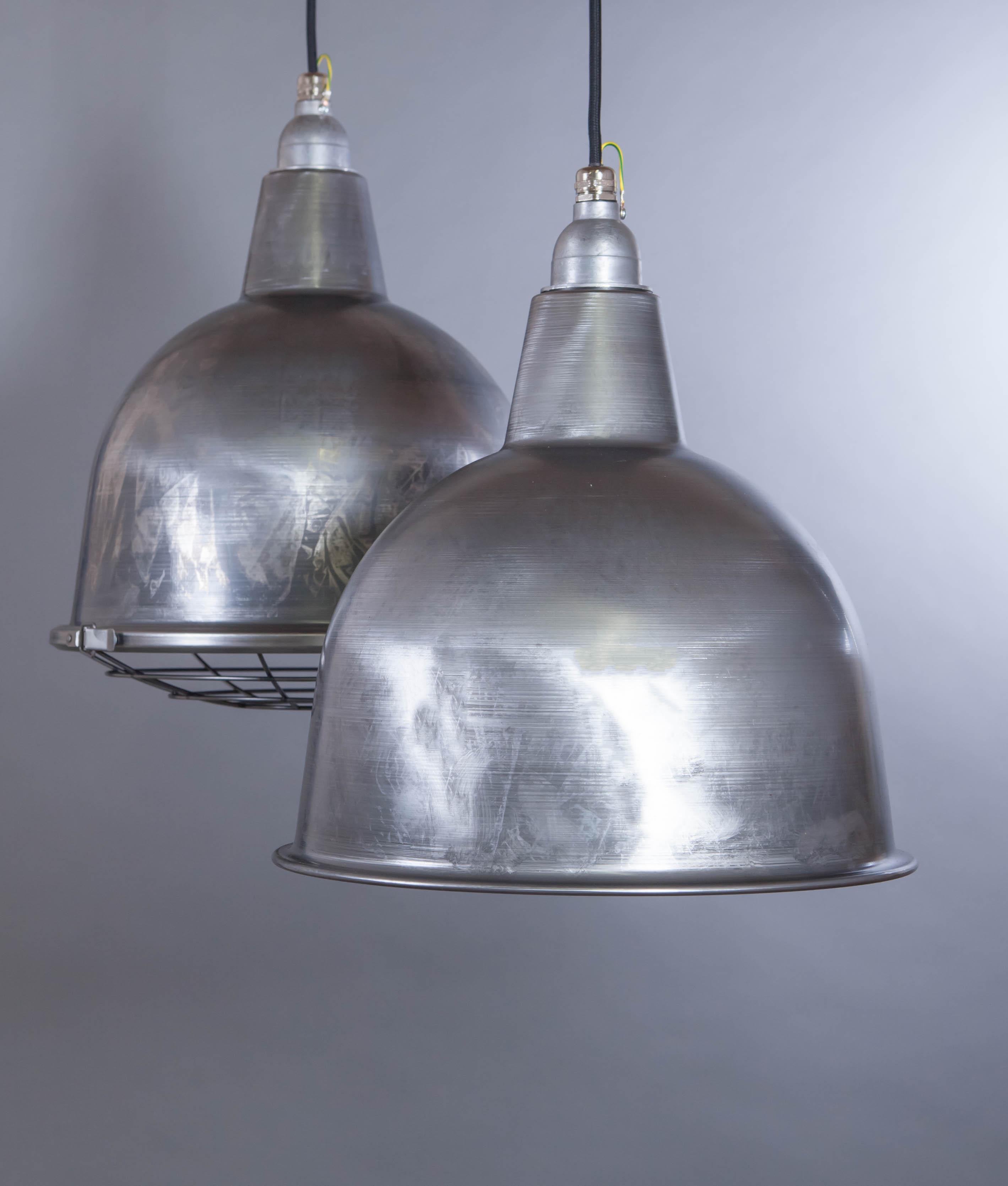steel pendant light stourton industrial style ceiling