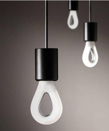 nature LED designer light bulb