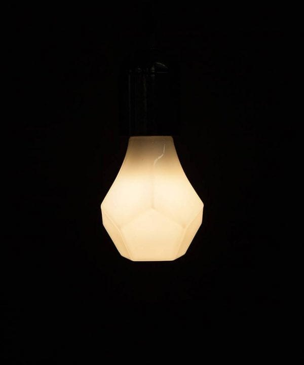 gem designer LED lightbulb