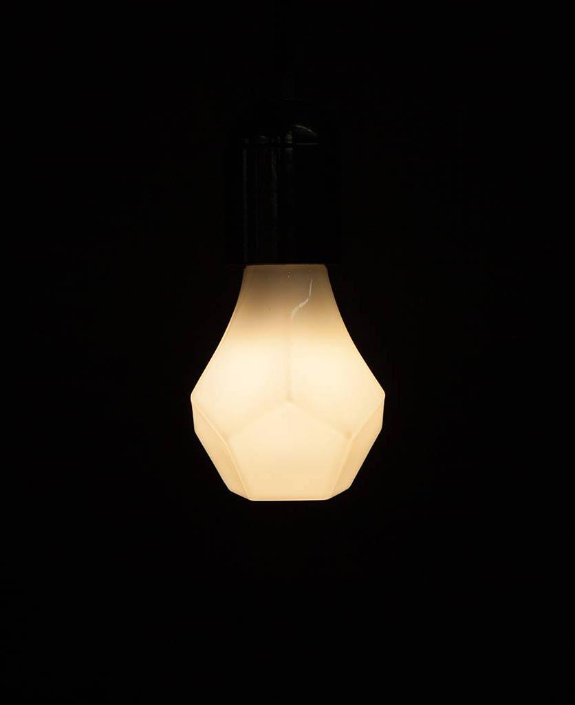 gem designer LED lightbulb