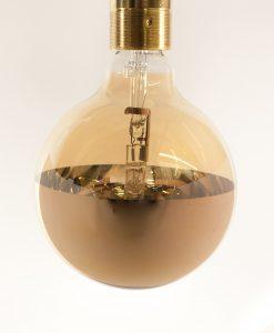 Halogen Reflector Bulb Gold Mirrored XL