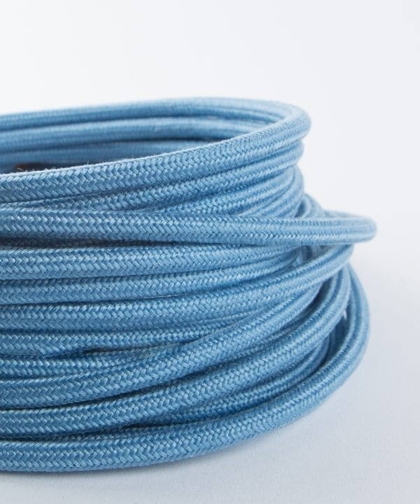 Fabric Lighting Cable - Retro Smooth & Vintage Twisted Styles