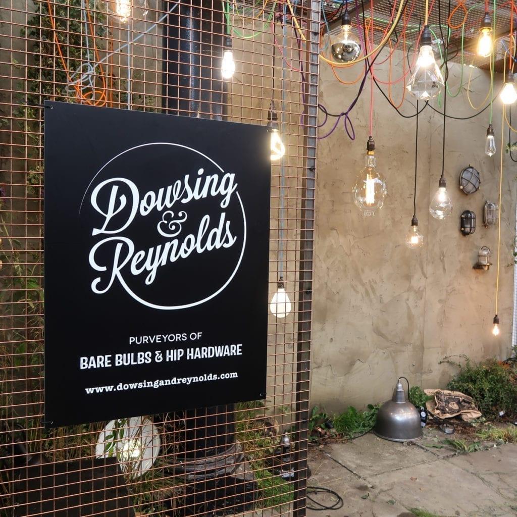 Dowsing & Reynolds at Olympia London September 2016