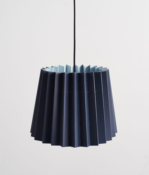 Little Greene lampshade Basalt & Brighton