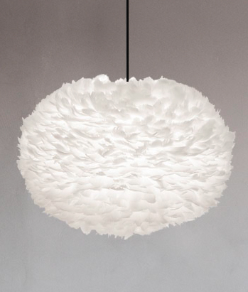Extra Large Feather Light Shade Vita Eos