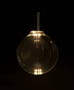 LARGE GLOBE Concealed Filament Day Glow