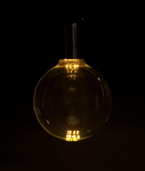 led light bulb large globe vintage glow led bulbs. Black Bedroom Furniture Sets. Home Design Ideas