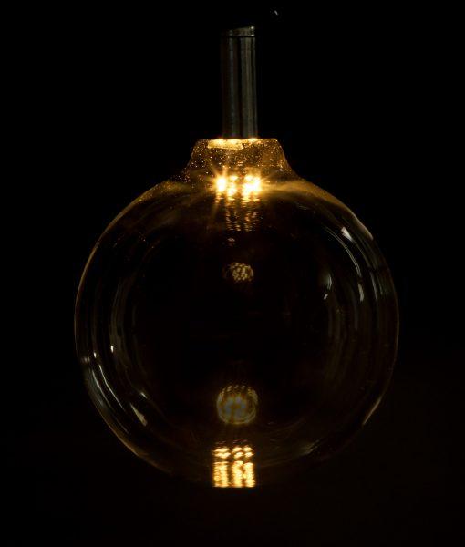 led light bulb extra large globe vintage glow led bulbs. Black Bedroom Furniture Sets. Home Design Ideas