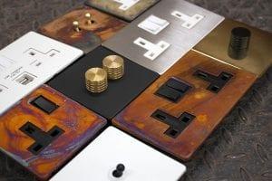 Designer Switches & Sockets