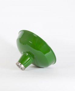 burley industrial lamp shade green