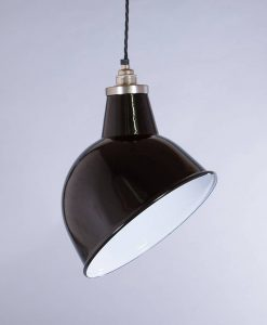 industrial lamp shade black oulton
