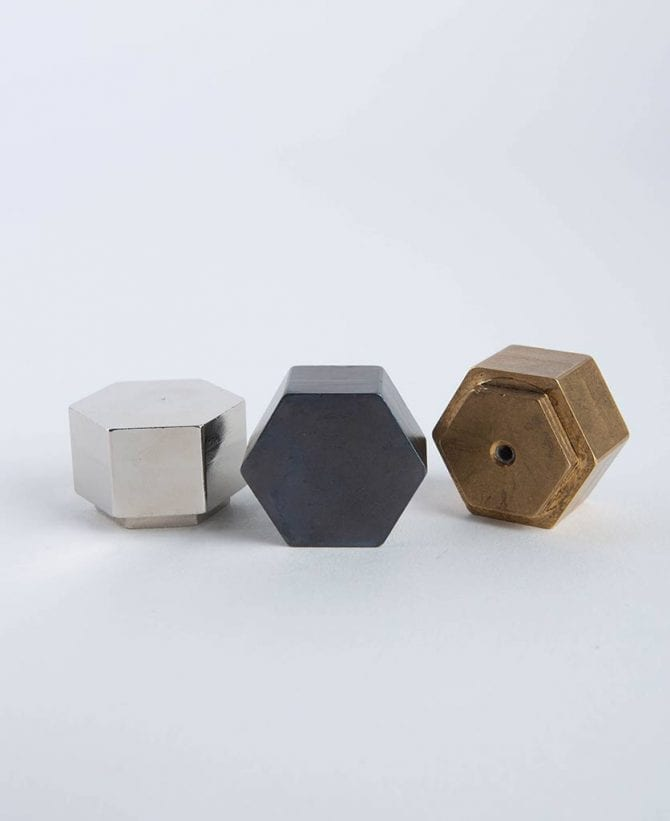 CUBIST kitchen drawer knobs