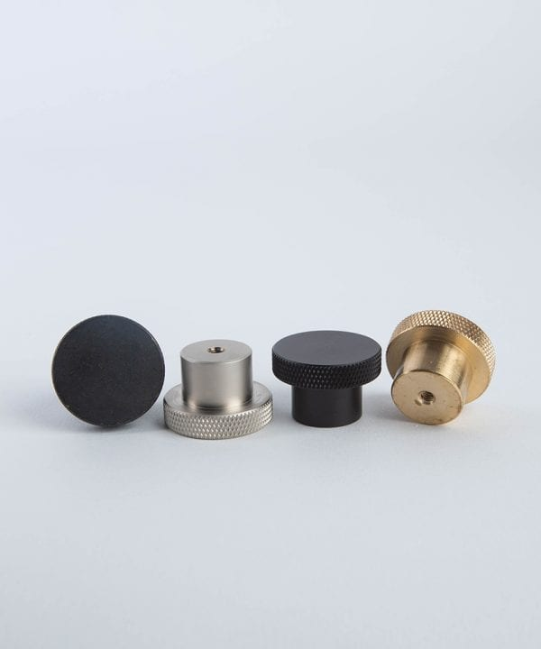 MODERNIST kitchen drawer knobs