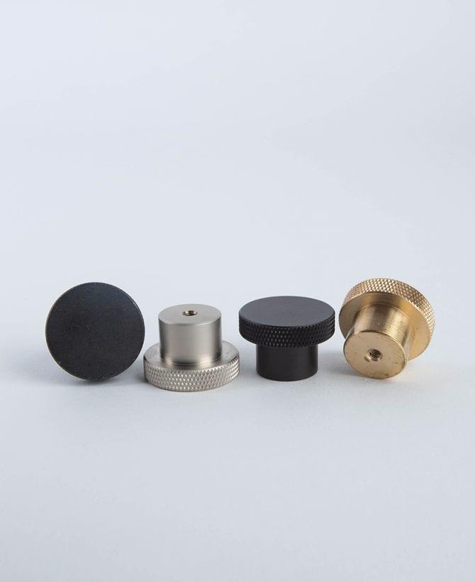MODERNIST kitchen drawer knobs