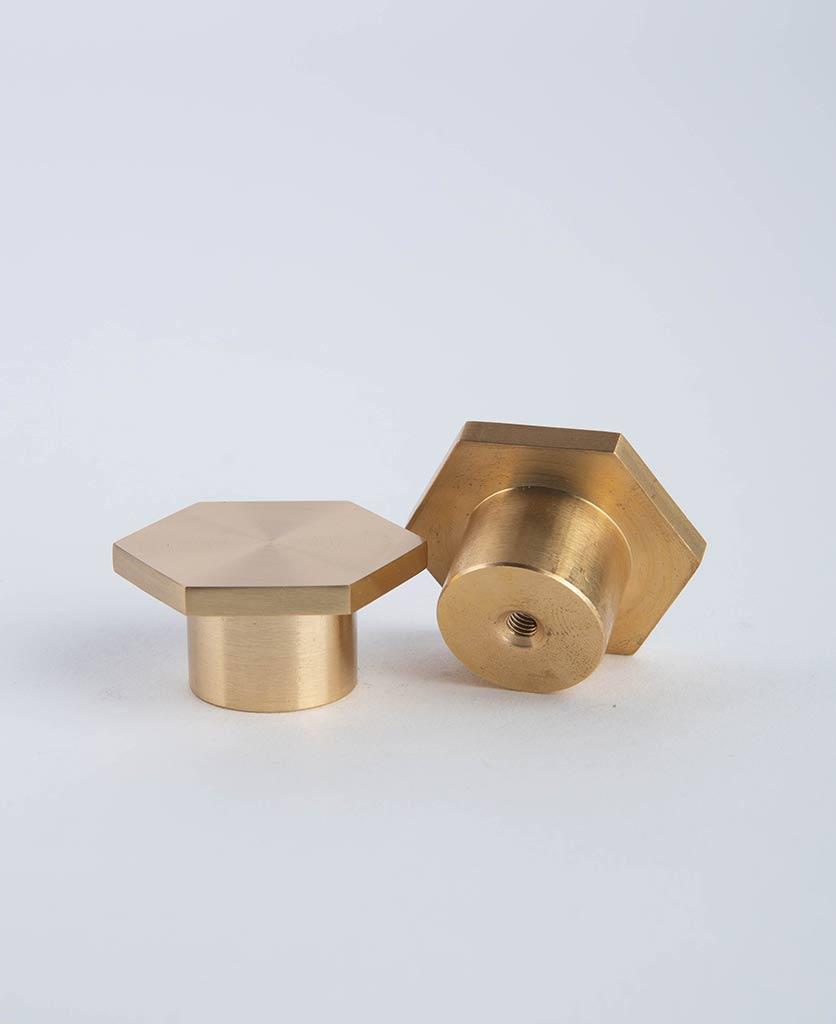 bauhaus brass details