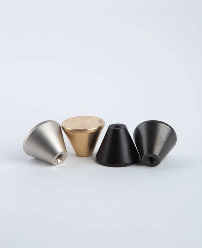 FUTURIST kitchen drawer knobs