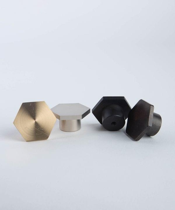 BAUHAUS kitchen drawer knobs