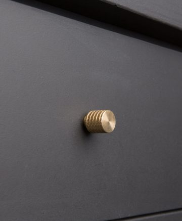 AVANT-GARDE kitchen drawer knobs brass