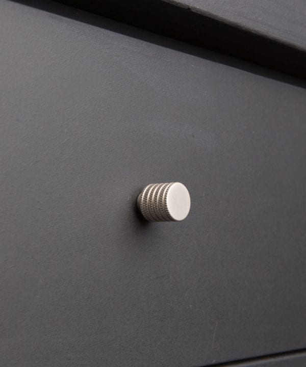 AVANT-GARDE kitchen drawer knobs silver