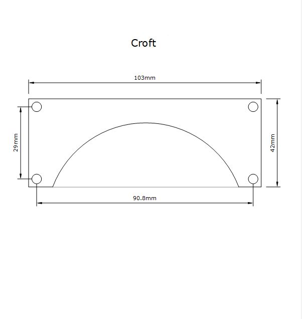 croft dimensions