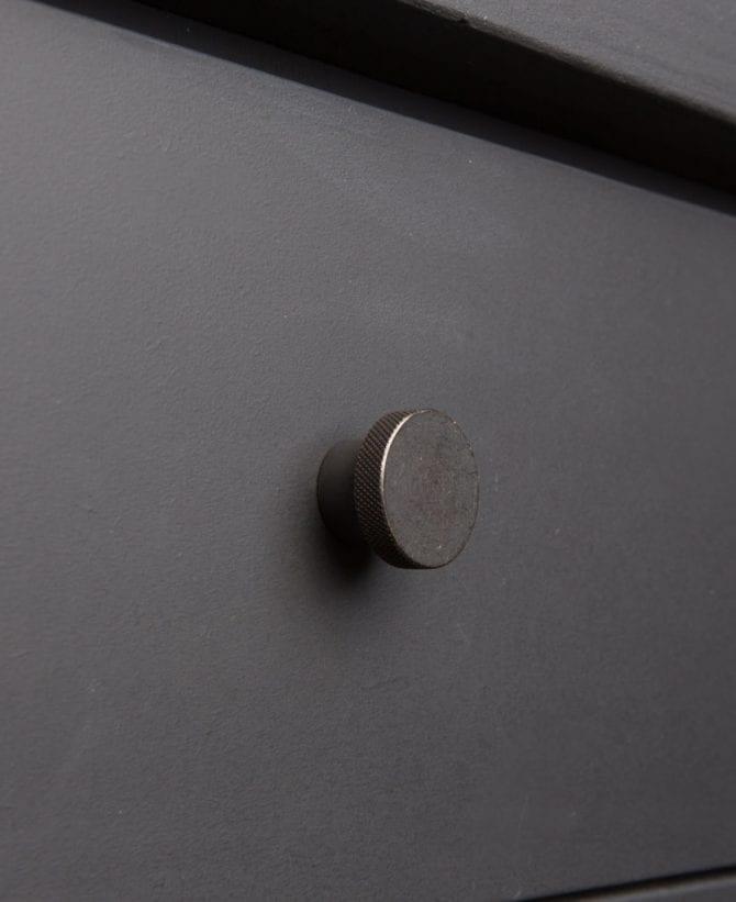 MODERNIST kitchen drawer knobs bronze