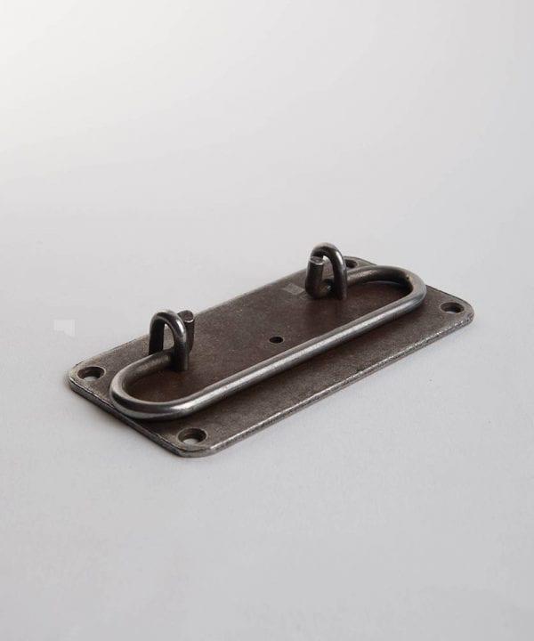 BRONZE AGE RAW rustic kitchen door handle