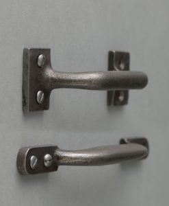 SLIM IRON AGE RAW industrial kitchen door handle & metal drawer pull