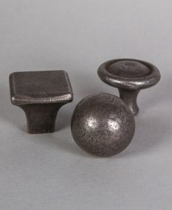 CONCEPTUAL kitchen drawer knobs - industrial metal kitchen cabinet knob