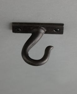 ceiling hook plate iron age