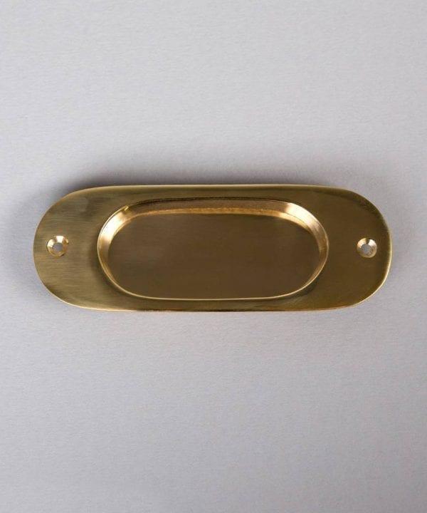 kitchen door handle pad
