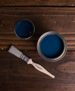 Blue Movie Paint Matt Wood