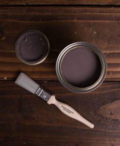 Marooned paint matt wood